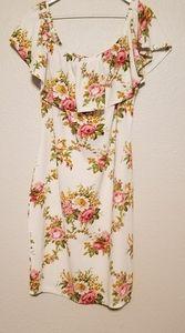 Love J Flowered Dress 3X